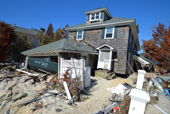 Los daños causados por el huracán en Nueva Jersey superan los 37.000 mil...