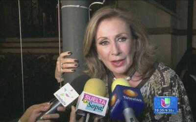 ¿Qué le regalo Thalía a Laura Zapata en su cumple?