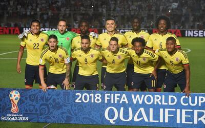 El último partido de Colombia fue derrota 3-0 en Argentina.