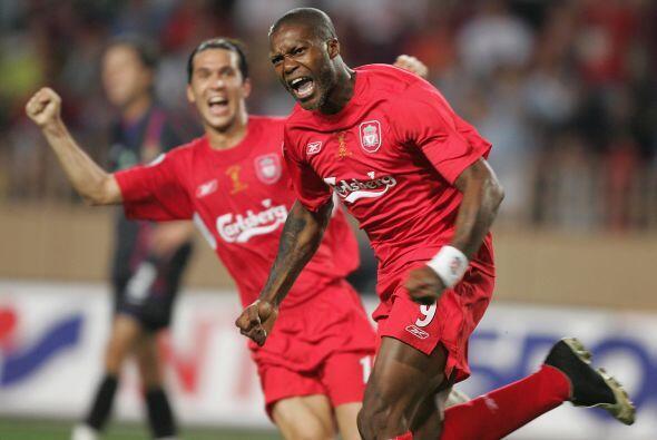 En el 2005 el Liverpool gozaría de su última gloria europe...