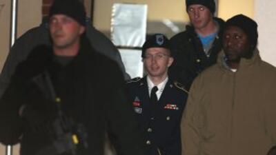 Manningllegó en julio de 2010 al penal bajo la advertencia de que era u...