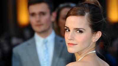 Emma Watson es nuestra #WomanCrushWednesday