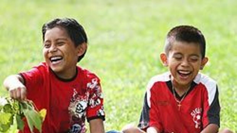 El 90% de los 16 millones de niños hispanos que viven en EU nació en est...