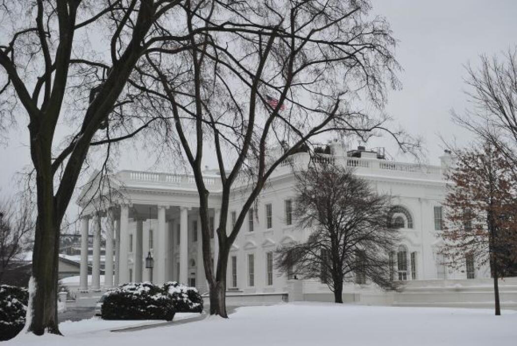 El invierno 2014 es uno de los más crudos en Estados Unidos en las últim...