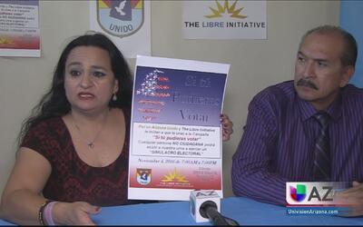 Ejercicio de elecciones en Tucson