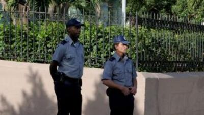 Policía Cuba