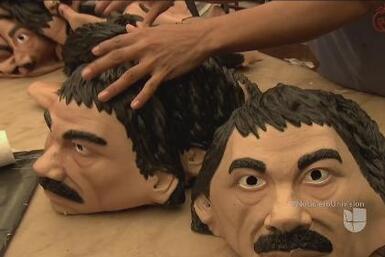 La polémica del disfraz de El Chapo