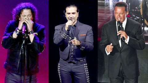 Alejandro Fernández aclara rumor sobre gira con Luis Miguel y Carlos Vives