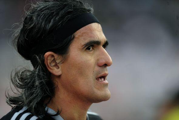 Ariel 'el burrito' Ortega, con 37 años, se resigna al retiro pero sus pi...