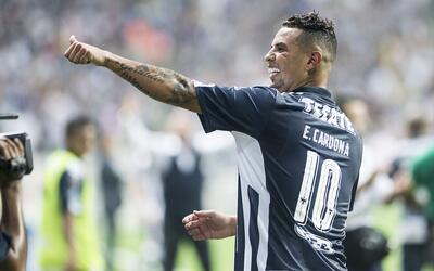 Edwin Cardona podrá jugar con Monterrey