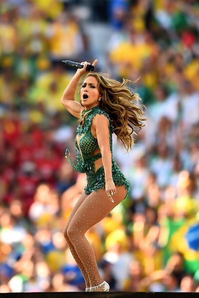 La participación de la cantante se puso en duda a pocas horas de...