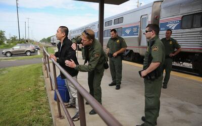 Frontera entre Canadá y EEUU, segura aunque sin vigilancia