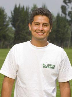 Para Gerardo Hernández, a sus 24 años, 'El Juego Supremo'...