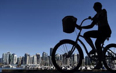 Vancouver se ha transformado en una de las ciudades más amables c...