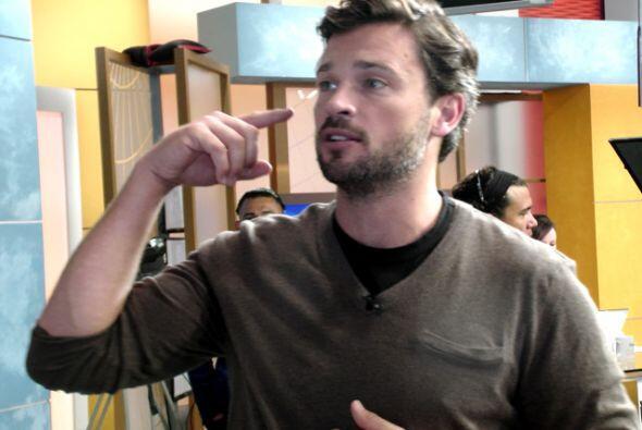 El actor llegó a nuestra casa para hablar de 'Draft Day', su m&aa...