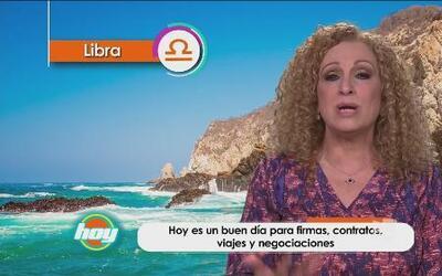 Mizada Libra 22 de julio de 2016