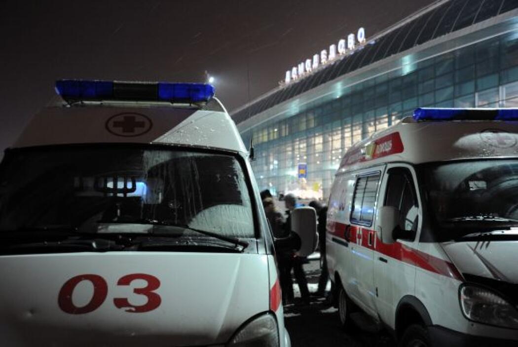En ese ataque los suicidas activaron sus cargas explosivas durante el vu...