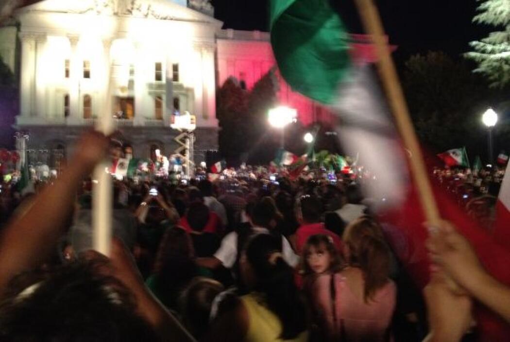 Fiestas de independencia en Sacramento   Día: 15 de Septiembre   Lugar:...