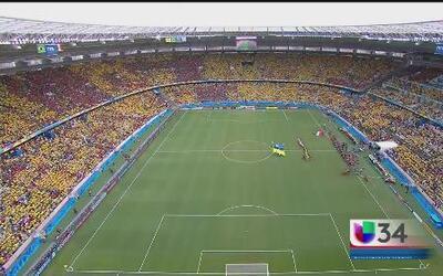 Los aficionados están contentos por el mundial, aunque sus selecciones y...