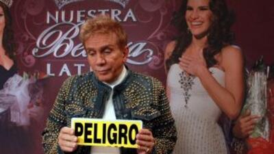 Osmel, el temido juez de Nuestra Belleza Latina. Conócelo este domingo,...