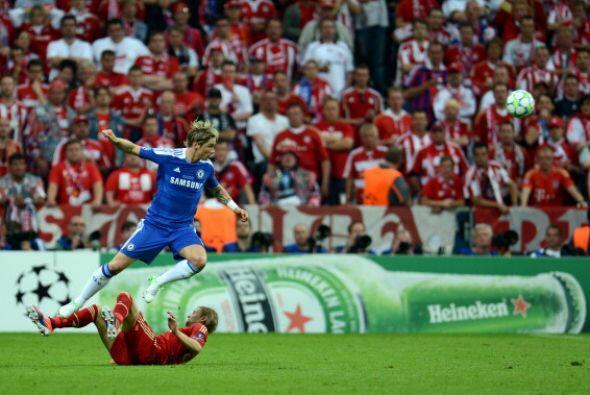 El 'Niño' Torres enró con ganas y el Chelsea se lanz&oacut...