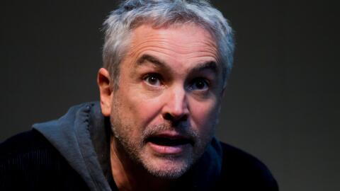 Cineasta mexicano Alfonso Cuarón (Imagen de archivo)