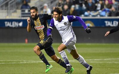 Segundo partido en 2016 entre Orlando City y Philadelphia Union.