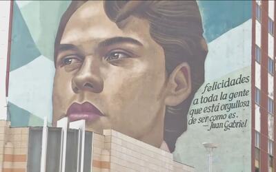 Ciudad Juárez bautizará una plaza pública con el nombre de Juan Gabriel