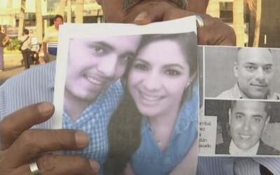 """Padre de dos hombres desaparecidos en Veracruz: """"Como fuera los quisiera..."""
