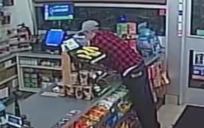 Buscan a ladrón de boletos de lotería y 'raspaditos' en Washington