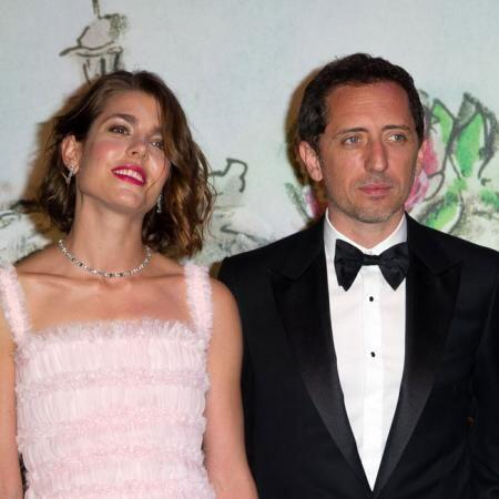 Su pareja y padre de su hijo es el actor Gad Elmaleh, aún no tienen plan...