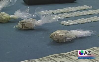 Los jóvenes de Arizona se inician en el consumo de drogas a corta edad