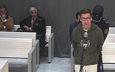 Dan protección temporal a Diego Cruz Alonso, extraditado desde España po...