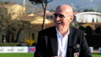 Arrigo Sacchi.