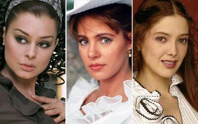 Estas actrices decidieron dejar las telenovelas y todavía son recordadas...