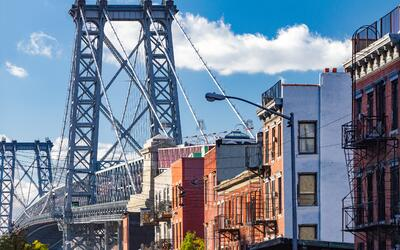 Williamsburg, en Brooklyn, es uno de esos vecindarios donde los latinos...