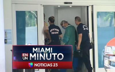 'Miami en un Minuto': al menos siete personas resultaron heridas tras do...
