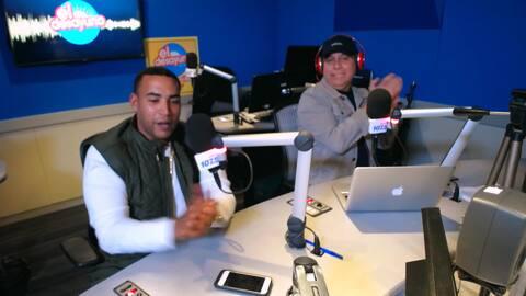 Don Omar se siente 'viejo' entre la nueva generación de reggaetoneros