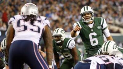 Mark Sánchez y los Jets tendrán una temporada difícil.