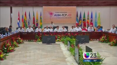 Doce países latinoamericanos lucharán contra el ébola