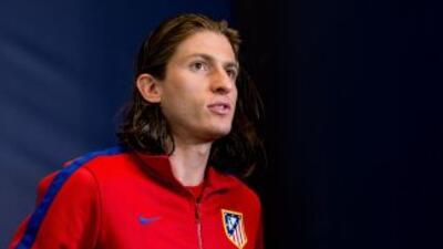 Filipe Luis jugará a partir de esta temporada con los 'Blues' de la Prem...