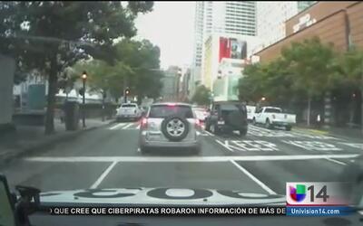 Prohíben el uso de vehículos autónomos de Uber en San Francisco