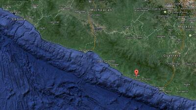 Terremoto de magnitud 7 en México