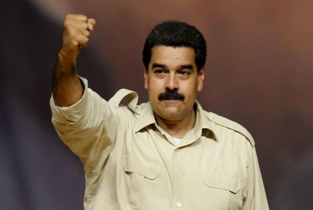 6 de julio: El presidente de Venezuela, Nicolás Maduro, da un paso al fr...