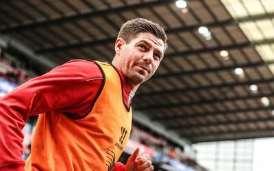 Steven Gerrard vuelve a casa