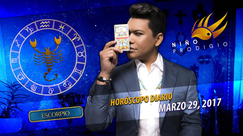 Niño Prodigio - Escorpión 29 de marzo, 2017