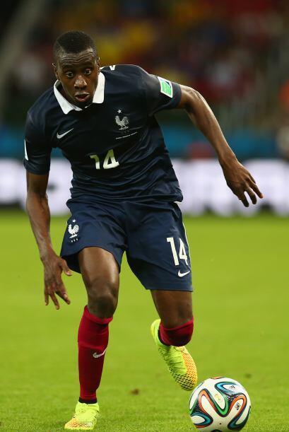 Blaise Matuidi   París Saint-Germain   Es un centrocampista rapid...