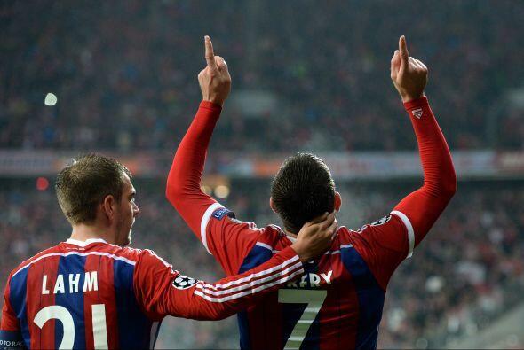 En duelo inédito el Bayern Munich se medirá al Shakhtar Do...