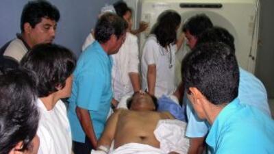 Al menos quince personas fallecieron y otras seis quedaron heridas al ca...