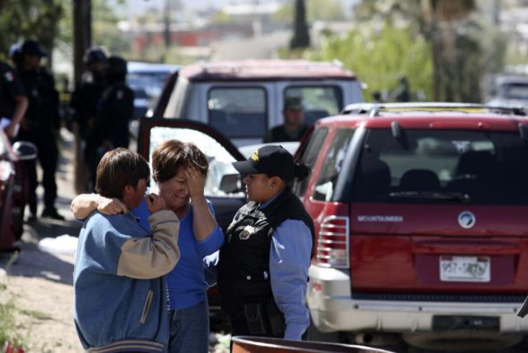 Los propios psicólogos de Ciudad Juárez han cruzado a El Paso, EU para r...